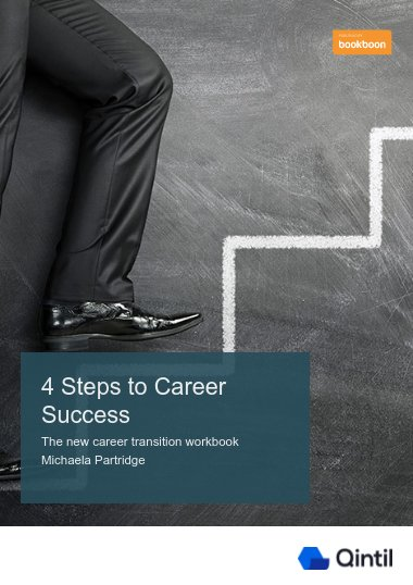 4 Steps to Career Success
