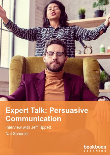 Expert Talk: Persuasive Communication