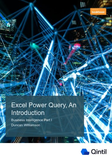 Excel Power Query, An Introduction
