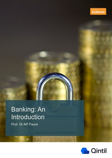 Banking: An Introduction
