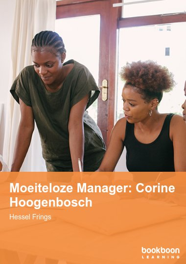 Moeiteloze Manager: Corine Hoogenbosch