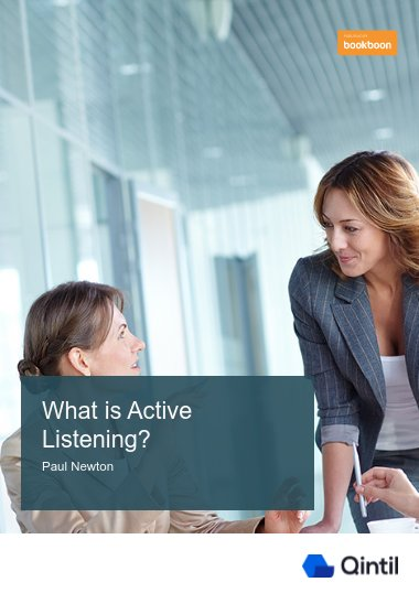 What is Active Listening?
