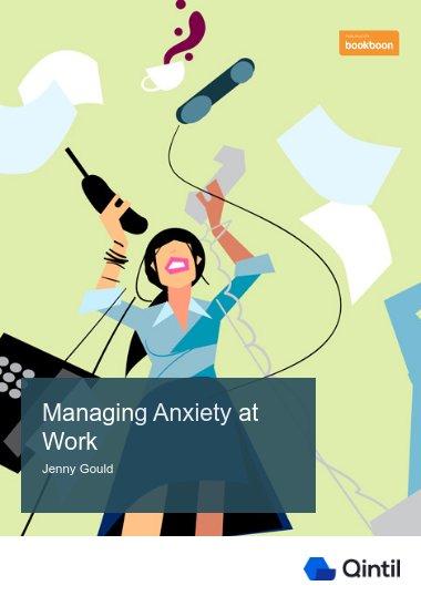 Managing Anxiety at Work