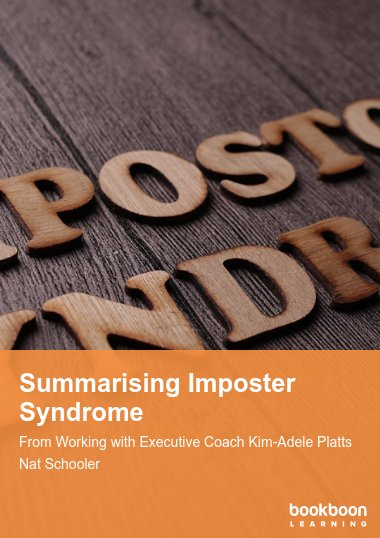 Summarising Imposter Syndrome