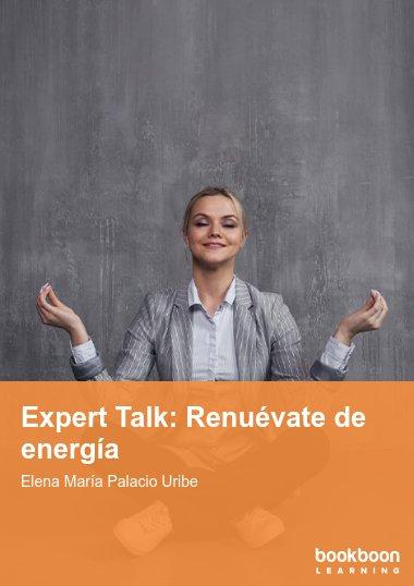 Expert Talk: Renuévate de energía