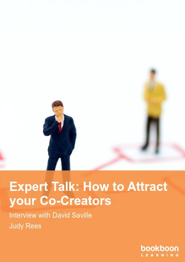 Expert Talk: How to Attract your Co-Creators