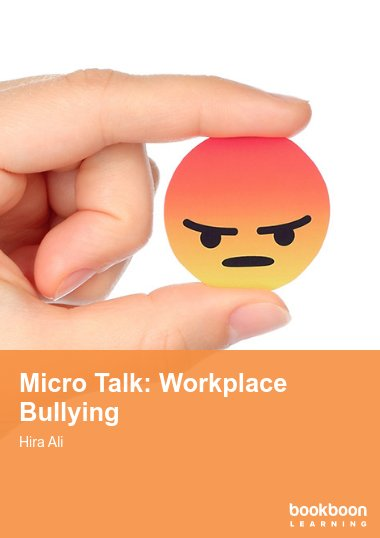 Micro Talk: Workplace Bullying