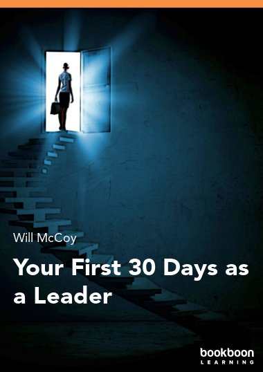 Your First 30 Days as a Leader