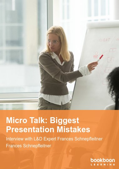 Micro Talk: Biggest Presentation Mistakes