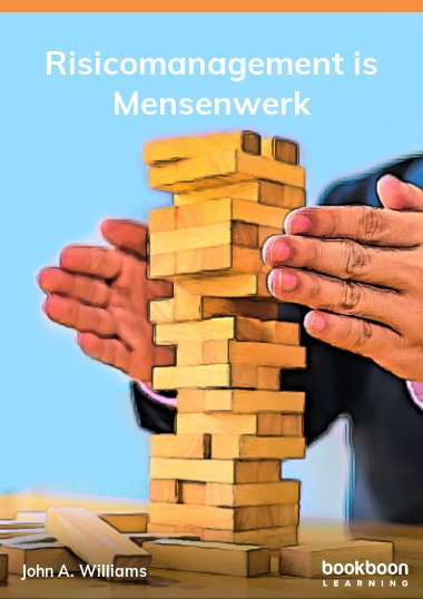 Risicomanagement is Mensenwerk