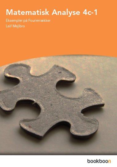 Matematisk Analyse 4c-1