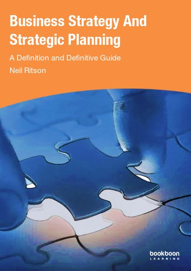 Business Strategy And Strategic Planning