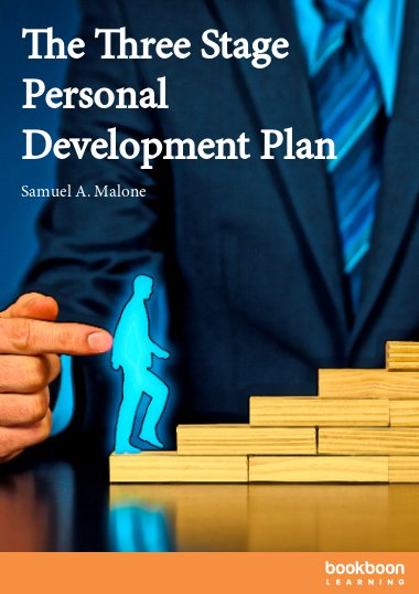The Three Stage Personal Development Plan