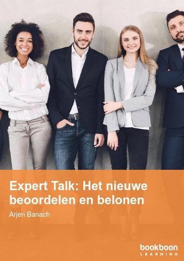 Expert Talk: Het nieuwe beoordelen en belonen