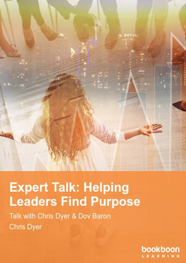 Expert Talk: Helping Leaders Find Purpose