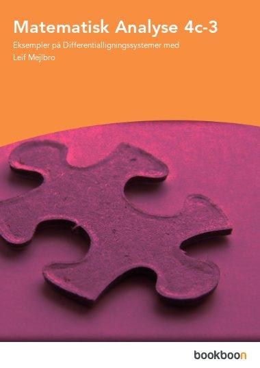 Matematisk Analyse 4c-3