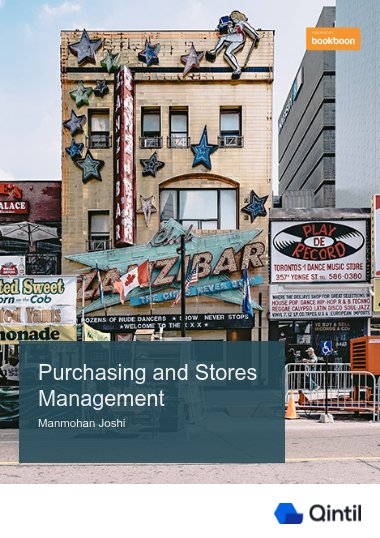 Purchasing and Stores Management