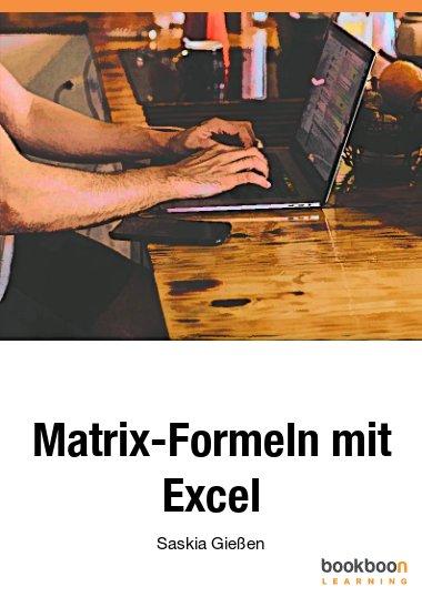 Matrix-Formeln mit Excel