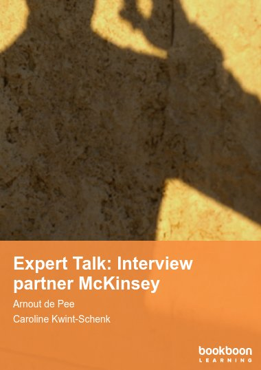 Expert Talk: Interview partner McKinsey