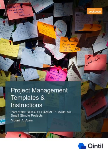 Project Management Templates & Instructions