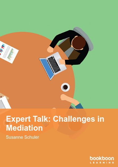 Expert Talk: Challenges in Mediation