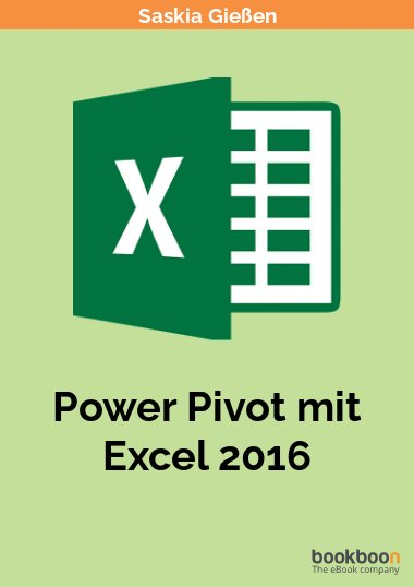 Power Pivot mit Excel 2016
