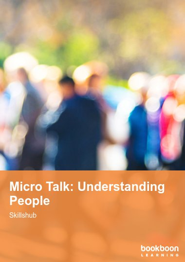Micro Talk: Understanding People