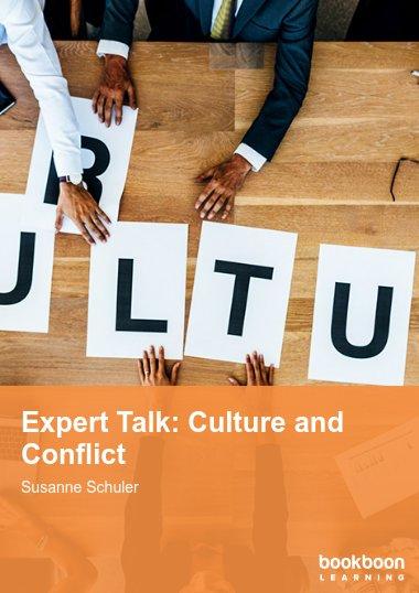 Expert Talk: Culture and Conflict