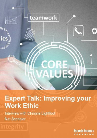 Expert Talk: Improving your Work Ethic