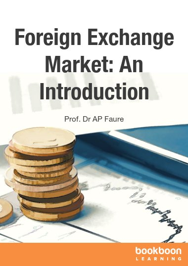 Foreign Exchange Market: An Introduction
