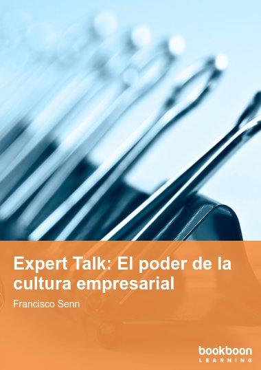 Expert Talk: El poder de la cultura empresarial