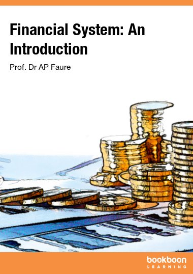 Financial System: An Introduction