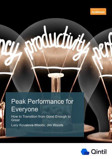 Peak Performance for Everyone
