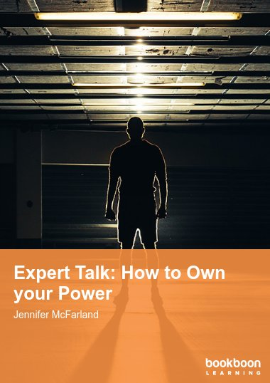 Expert Talk: How to Own your Power