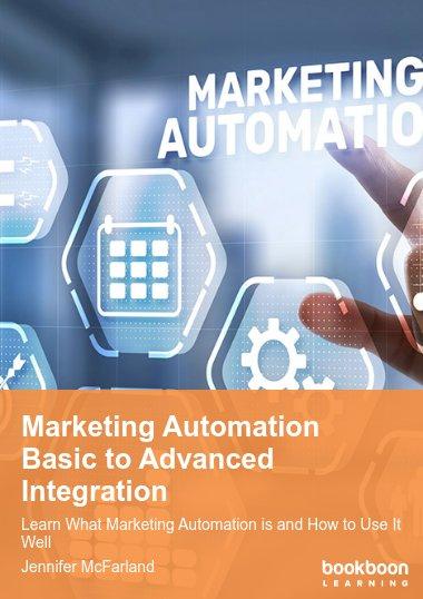 Marketing Automation Basic to Advanced Integration