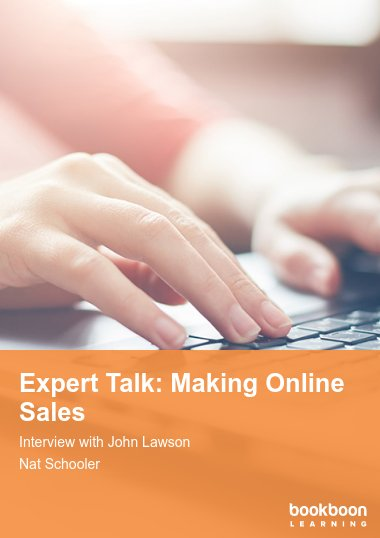 Expert Talk: Making Online Sales