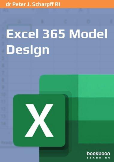 Excel 365 Model Design