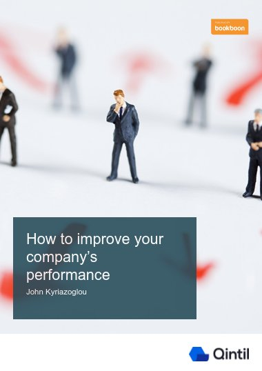 How to improve your company's performance