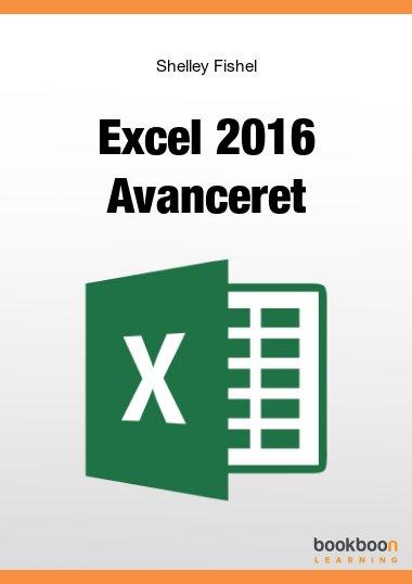 Excel 2016 Avanceret