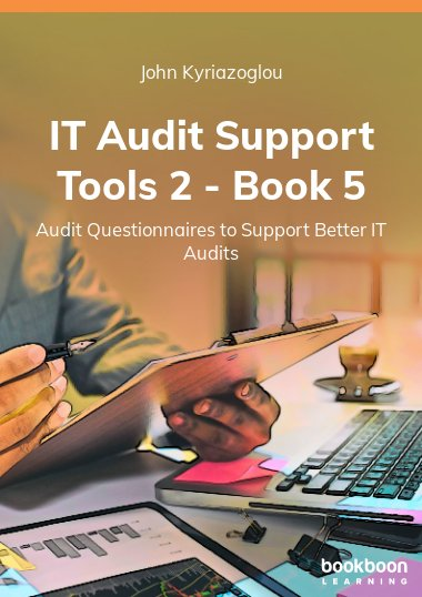 IT Audit Support Tools 2 - Book 5