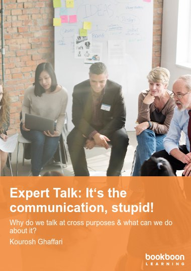 Expert Talk: It's the communication, stupid!