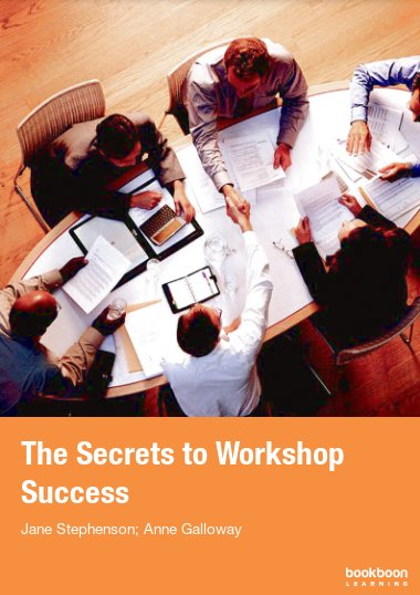 The Secrets to Workshop Success