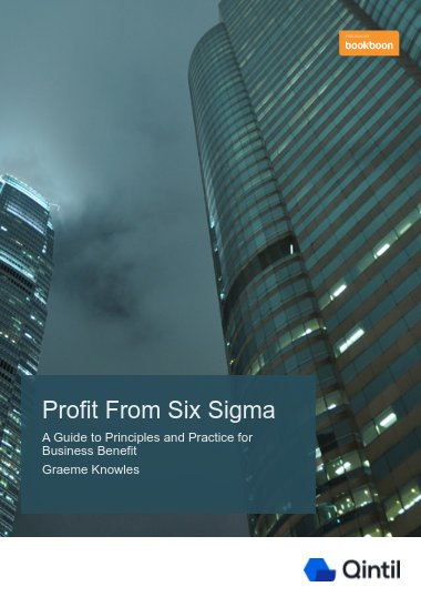 Profit From Six Sigma