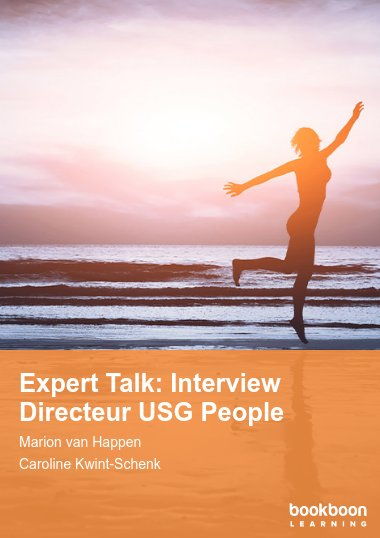 Expert Talk: Interview Directeur USG People