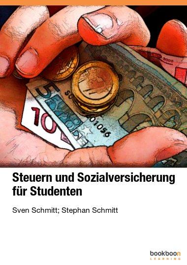 Steuern und Sozialversicherung für Studenten