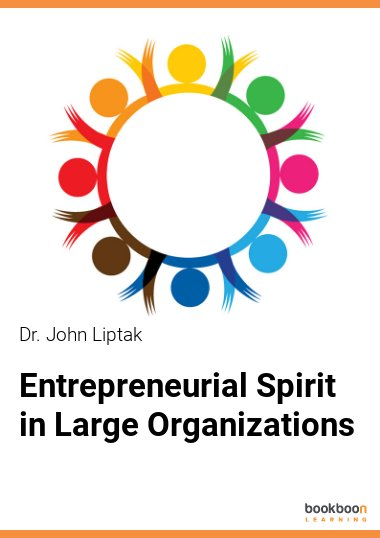 Entrepreneurial Spirit in Large Organizations