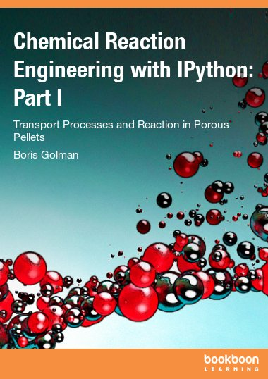 Chemical Reaction Engineering with IPython: Part I