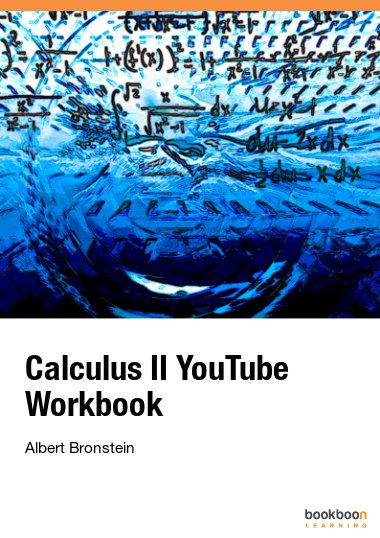 Calculus II YouTube Workbook
