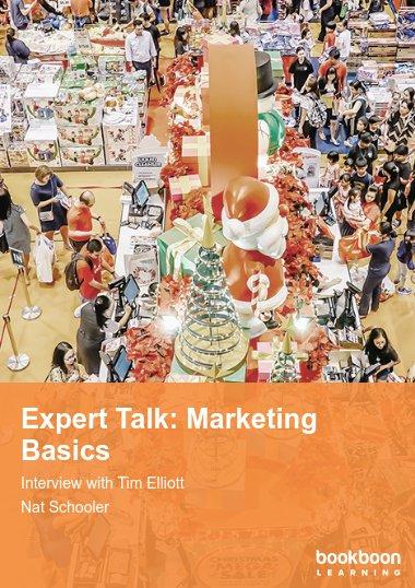 Expert Talk: Marketing Basics