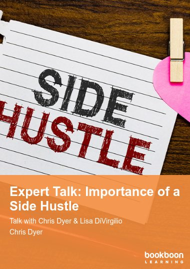 Expert Talk: Importance of a Side Hustle